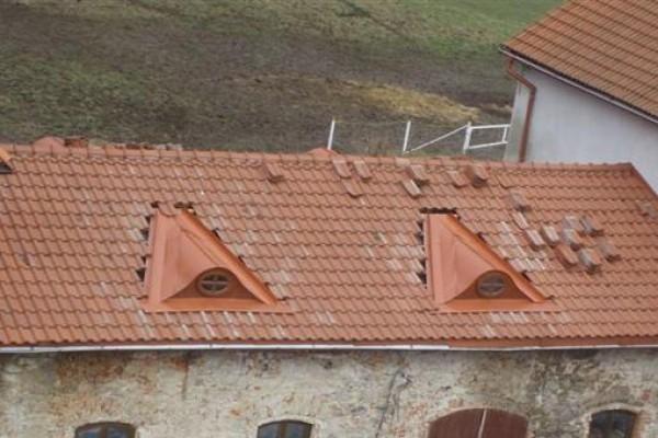 Hospodářský objekt Liberec