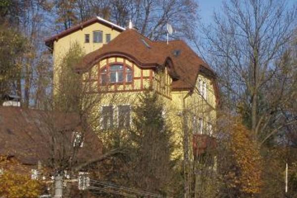 Secesní vila Horní Tanvald